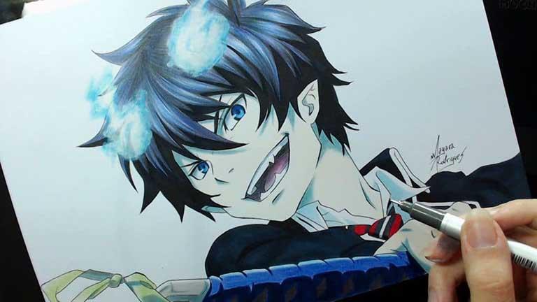 Guia para iniciantes em Desenho Anime e Manga